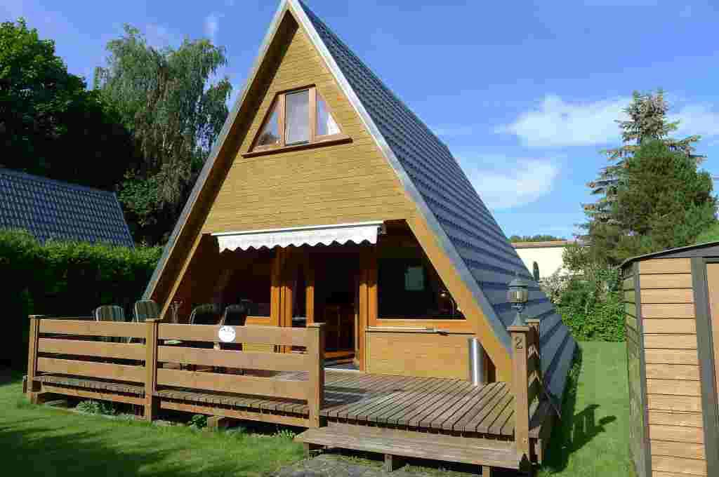 Finnhütte Eldena